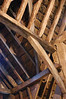 Tythe Barn, Upminster, Exxex, UK c.1450 Original Timbers<br /> <br /> [#Beginning of Shooting Data Section]<br /> Nikon D100 <br /> Focal Length: 40mm<br /> White Balance: Incandescent<br /> Color Mode: Mode I (sRGB)<br /> 2006/09/03 05:42:40.2<br /> Exposure Mode: Programmed Auto<br /> AF Mode: AF-S<br /> Hue Adjustment: 0°<br /> JPEG (8-bit) Fine<br /> Metering Mode: Multi-Pattern<br /> Tone Comp: User-Defined Custom Curve<br /> Sharpening: Auto<br /> Image Size:  Large (3008 x 2000)<br /> 1/13 sec - f/2.8<br /> Flash Sync Mode: Not Attached<br /> Noise Reduction: OFF<br /> Exposure Comp.: 0 EV<br /> Lens: 35-70mm f/2.8 D<br /> Sensitivity: ISO 800<br /> Image Comment:                                     <br /> [#End of Shooting Data Section]