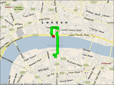 London Test Maps