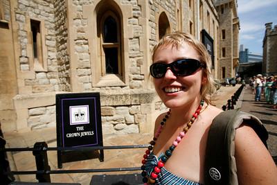 London Tourist - August 2006