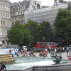 Sirens are authentic - just wish that I had a clean audio of the site ... Trafalgar Square.