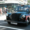 The famous undestructable London Cab...