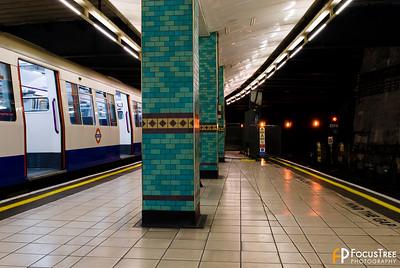 London Underground Transportation