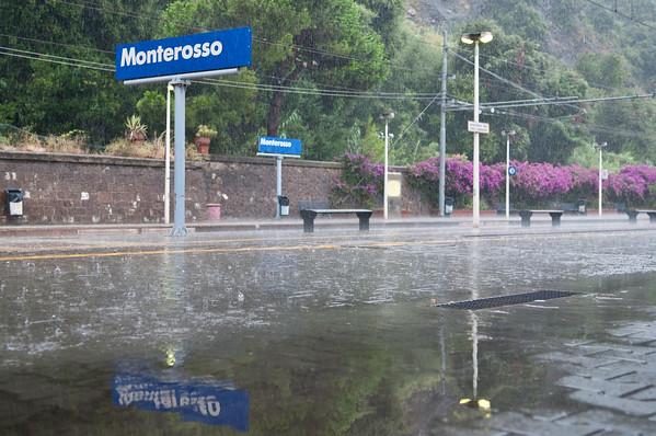 Monterosso Rain