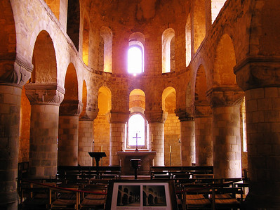 Tower Internal chapel, invisible from outside