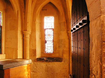 Chamber inside Tower