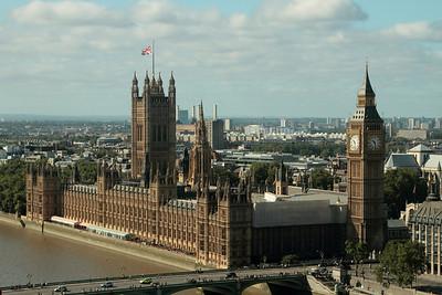 London, tour day
