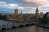 UK Parliament from The London Eye (hey, it's still aerial photography!)