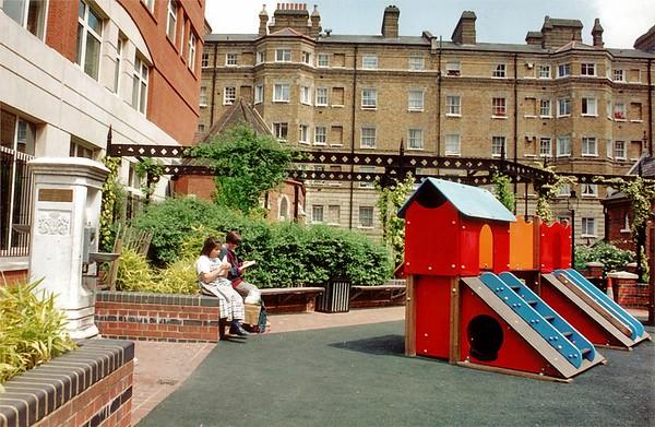 Playgrounds London England - Jun 96