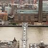 Millenium Bridge from the top of St Paul's