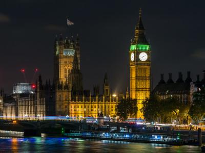 Whirlwind Trip to London