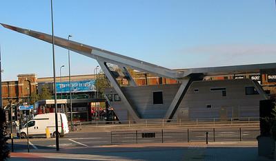 Vauxhall Tube Station