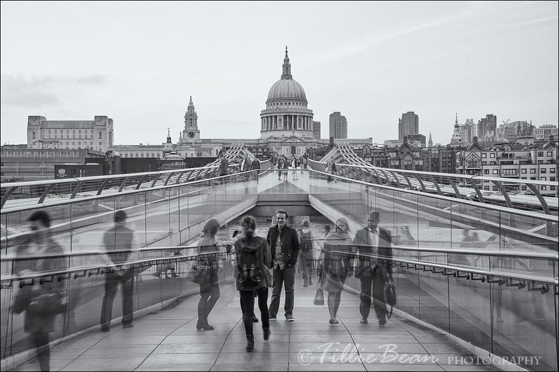 Millennium Bridge Date