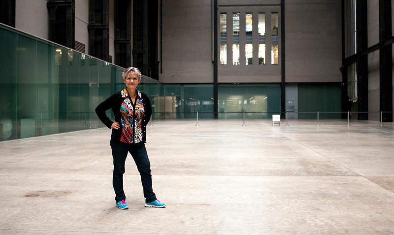 Tate Modern - Monica