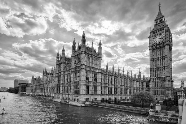 Westminster Palace and 'Big Ben'