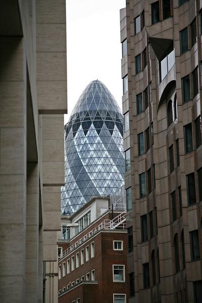 """London 2008 - """"Gurkin"""""""