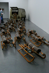 The Pack by Joseph Beuys