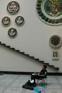 The Art Student - Victoria & Albert Museum