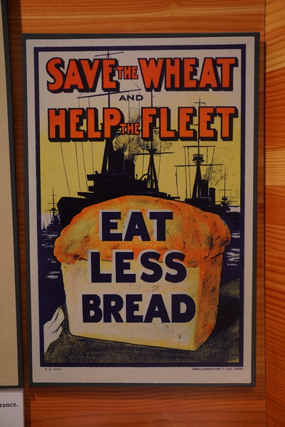 Save the Wheat