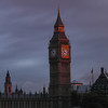 Big Ben and Parliment at sunset.