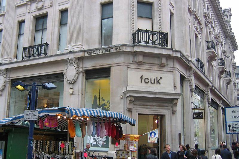 FCUK?