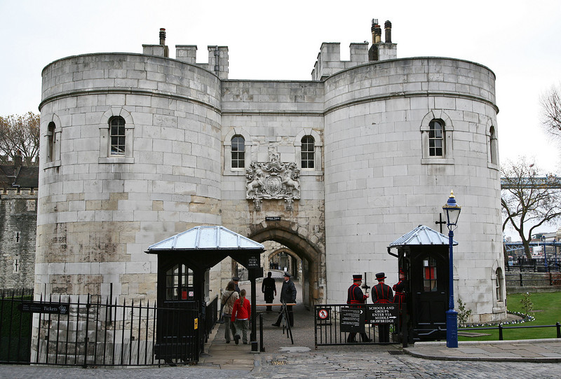 London 2008 - Tower of London
