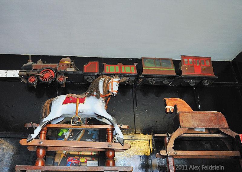 Pollocks Toy Museum - London
