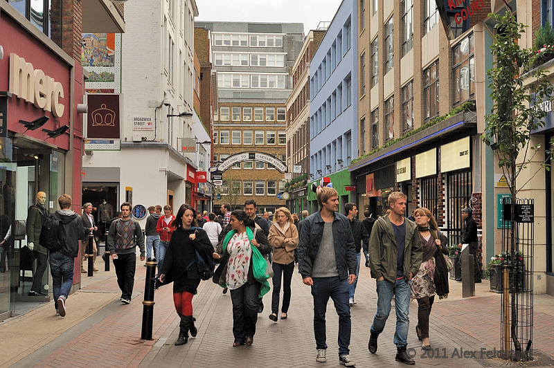 Carnaby St.