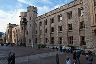 Tower Of London Nov 2010