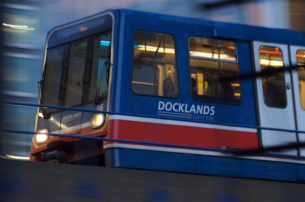 Docklands Train
