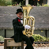Fire Breathing Tuba Player