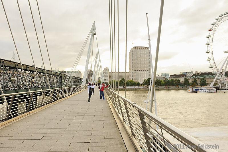 Pedestian bridge