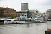 London 2008 - Thames River - HMS Belfast