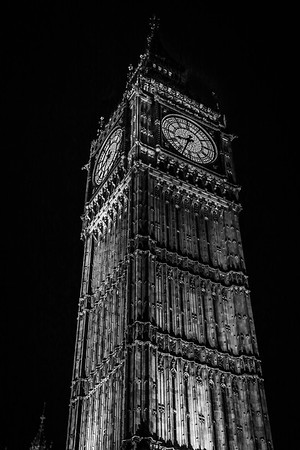 Big Ben, Close Up