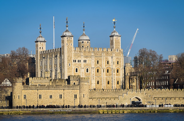 The Tower & Traitor's Gate