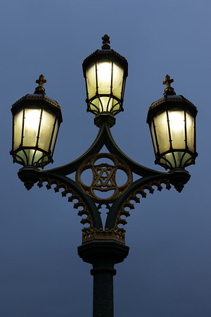 London Street Lights