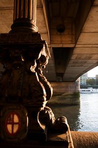 London Bridge is falling down, falling down, falling down