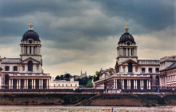 Royal Naval College Greenwich England - Jun 1996