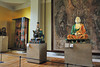 Glazed stoneware, Yixian, China, Liao Dynasty (AD 907-1125)<br /> British Museum
