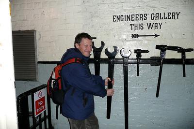 In the Depths of Tower Bridge