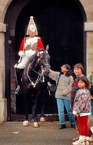 Cold stream guard London England - Jun 96