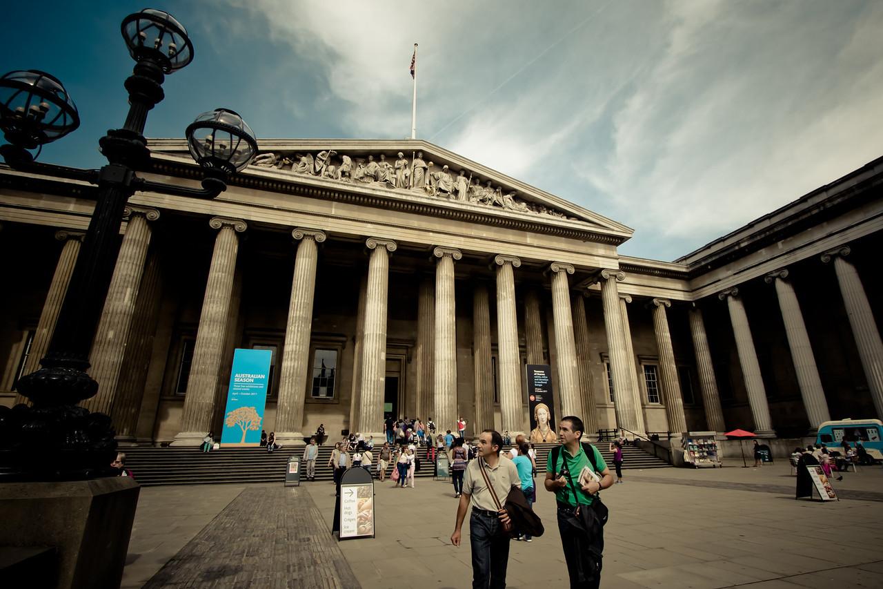 british museum horizontal