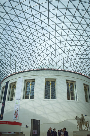 British Museum,  Great Court