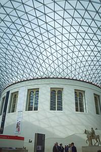 British Museum,  Great Court