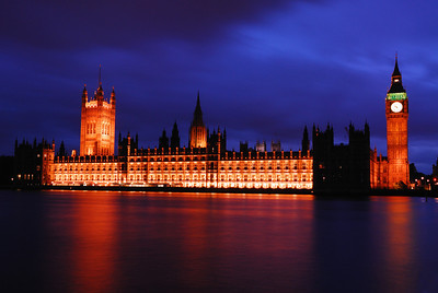The House of Parliament - a picture worth the arrest warrant