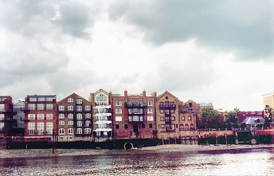 Apprtments, Docklands London England - Jun 96