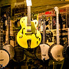 The Big Yellow Guitar