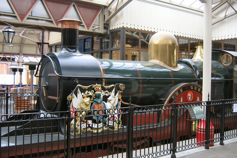 Queen's Engine at Windsor