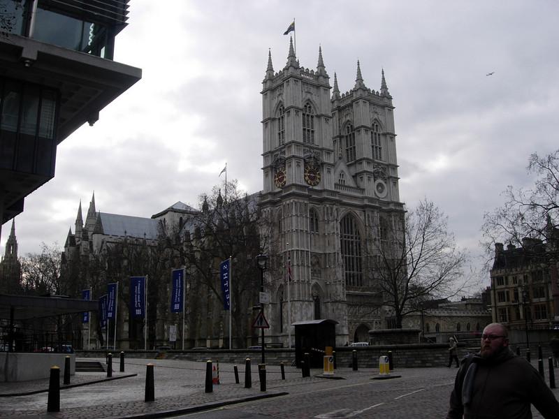 A church in London