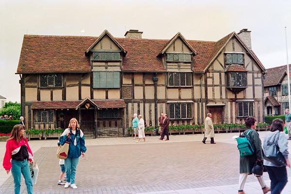 London Trip Jun 10th 1995
