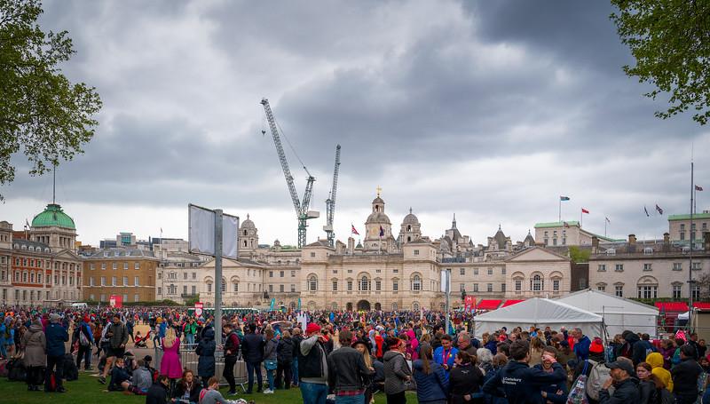 2019 London Marathon Finishers